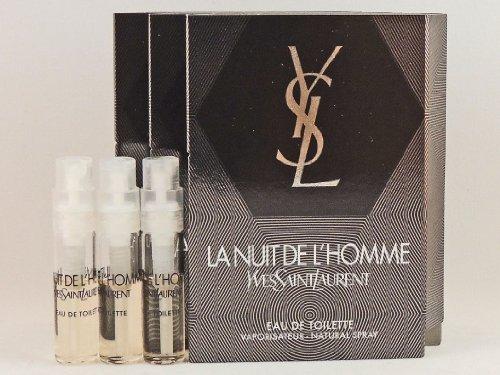 YSL YVES SAINT LAURENT LA NUIT DE L'HOMME Eau de Toilette Sa