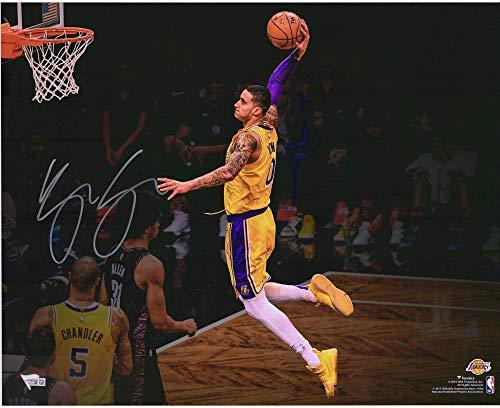 Kyle Kuzma Los Angeles Lakers Autographed 16