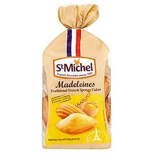 St Michel 10 Madeleins Wrap - 250 g