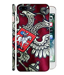 ColorKing Football Russia 12 Multicolor shell case cover for Apple iphone 7 Plus