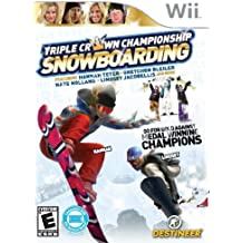 Triple Crown Snowboarding - Nintendo Wii