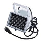 Okeba AC 110V 96 LED ARRAY Light Control Night vision Indoor/Outdoor IR Infrared Illuminator 80m(263 FT) 60° angle visual rang Light CCTV Security Camera for packing lot