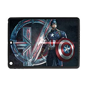 Soft Plastic Back Phone Covers For Guys For Ipad Air 5Generation Printing Avengers Age Of Ultron 2 Choose Design 13