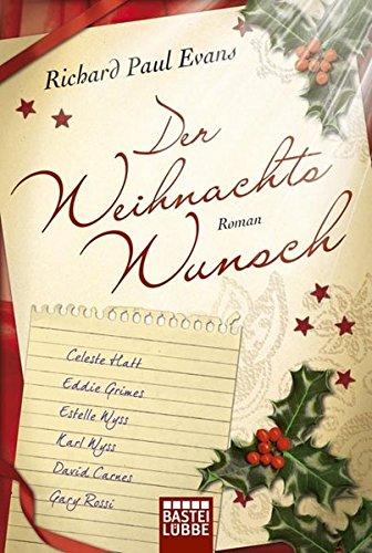 Der Weihnachtswunsch: Roman (Allgemeine Reihe. Bastei Lübbe Taschenbücher)