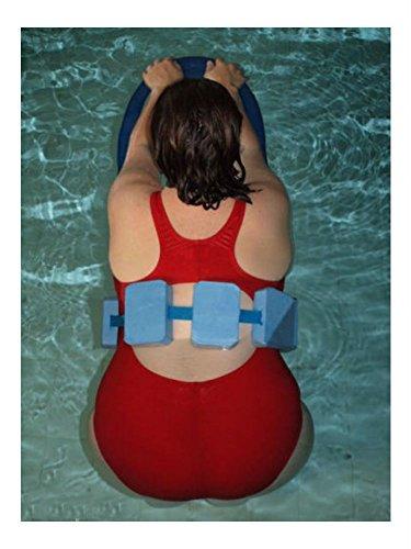 SWIM BELT Water Running Aqua Jogger Jogging Flotation Jog...