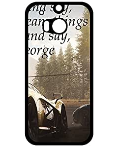 Htc One M8 Case Cover Skin : Need For Speed: Rivals NFS: Rivals Quotes High Quality Drawing Case 6335759ZB815805671M8 April F. Hedgehog's Shop