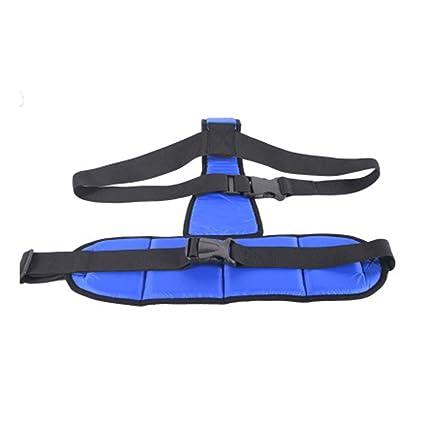 Cinturón para silla de ruedas, varios cierres, cinturilla para silla de ruedas para mayor