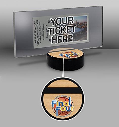 1997 Final Four Ticket Display Stand - Arizona Wildcats