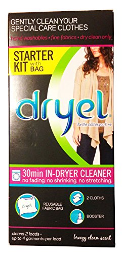 Dry Cleaning Kit - 4