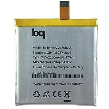 Bateria Original BQ Aquaris E4.5 (Bulk): Amazon.es: Electrónica