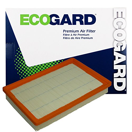 ECOGARD XA5420 Premium Engine Air Filter Fits 2000-2005 Hyundai Accent ()