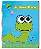 Undated Student Planner for Elementary Kids - Assignment Agenda - By School Datebooks