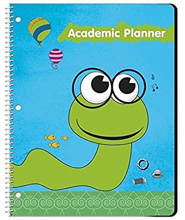 Amazon.Com : Undated Student Planner For Elementary Kids