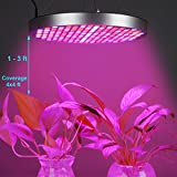 50W LED Grow Lights Bulb, Osunby UFO 250 LEDs