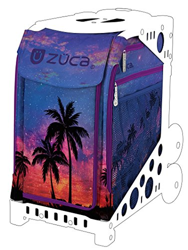 Zuca Island Life Sport Insert Bag (Bag Only) - Beautiful Sunset and Palm Trees Design by ZUCA