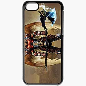 Personalized Case For Samsung Galsxy S3 I9300 Cover Cell phone Skin Aion Girl Magic Man Sword Look Cave Black