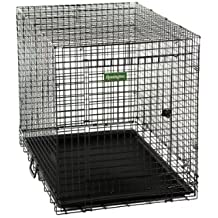 Remington Wire Kennel, Medium, 30-Inch L by 20-Inch W by 22.5-Inch H, Black
