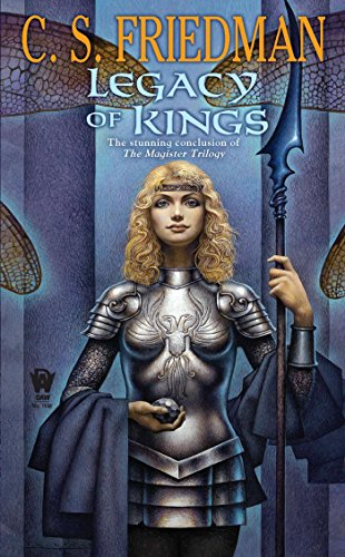 Legacy of Kings (Magister Trilogy Book 3)