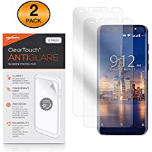 NUU Mobile G3 Screen Protector, BoxWave [ClearTouch Anti-Glare (2-Pack)] Anti-Fingerprint Matte Film Skin for NUU Mobile G3