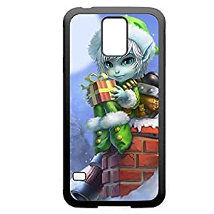 Tristana-005 League of Legends LoL For Case HTC One M7 Cover - Hard Black