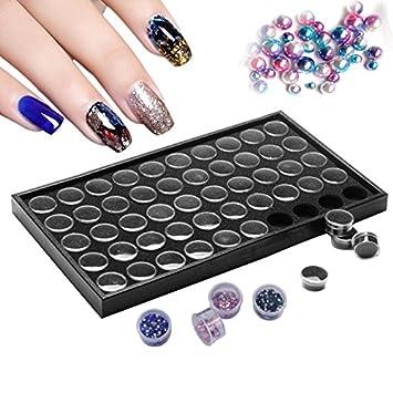 Hrph Guía de Extensión 500pcs / roll Profesional de uñas en forma de adhesivo UV Gel uñas de arte Consejo Herramientas para el Salón de Uñas Cuidado transparente