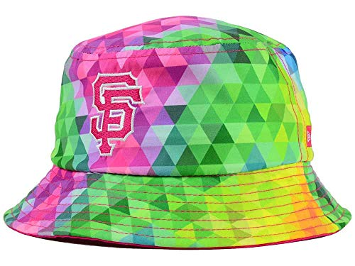 - New Era San Francisco Giants Child Bucket Hat Multicolor Child