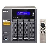 Qnap 4-Bay, 16TB(4x 4TB NAS Drive) Intel Braswell Quad-Core 1.6GHz CPU (TS-453A-8G-44R-US)