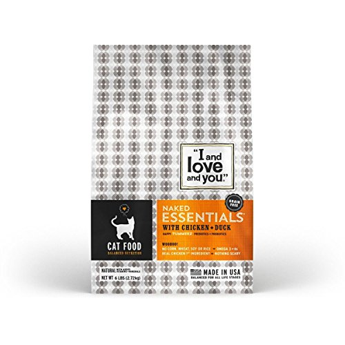 "I and love and you"" Naked Essentials Chicken & Duck Grain"