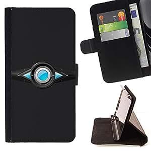 For HTC Desire 820 Case , Diseño abstracto- la tarjeta de Crédito Slots PU Funda de cuero Monedero caso cubierta de piel