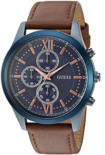 GUESS U0876G3 Stainless Multi Function Chronograph