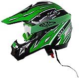 Vega Helmet Peewee Goggle Replacement Lenses, Green