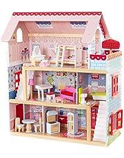 Ofertas del día KidKraft Casa de muñecas Chelsea