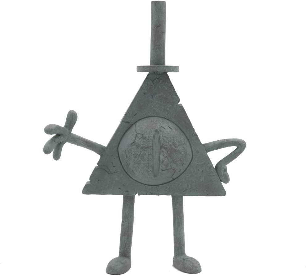 Gravity falls - Mini Bill Cipher Statue
