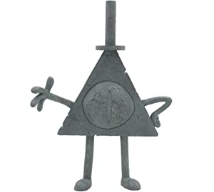 Gravity falls - Mini Bill Cipher Statue