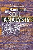 Handbook of Soil Analysis: Mineralogical, Organic and Inorganic Methods