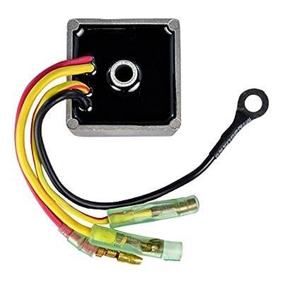 New Voltage Regulator Rectifier For Seadoo GT GTI GTS GTX HX SP SPI SPX XP, Replaces 278000123, 278-000-123