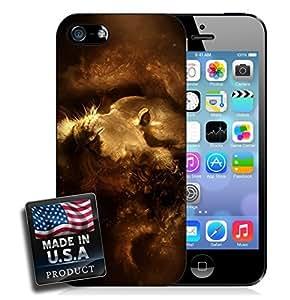 Space Lion iPhone 4/4s Hard Case wangjiang maoyi