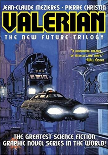 Amazon.com: Valerian Volume 1: The New Future Trilogy: On the Frontiers/The  Living Weapons/The Circles of Power (v. 1) (Valerian: The New Future  Trilogy) ...