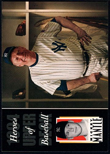 Baseball MLB 1994 Upper Deck All Time Heroes #222 Mickey Mantle OW NM-MT Yankees ()
