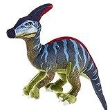 Wildlife Tree 18 Inch Parasaurolophus Stuffed Animal Dinosaur Plush Floppy Dino Printed Collection