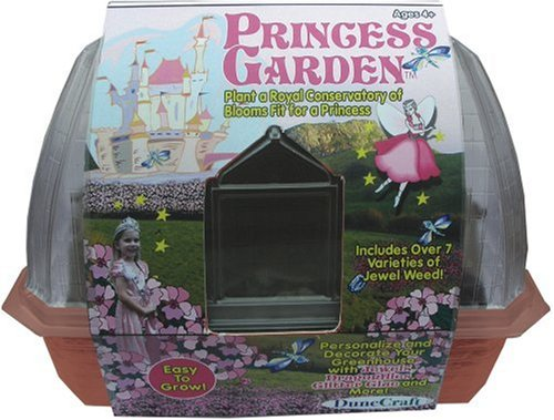 Princess Garden - DuneCraft Windowsill Greenhouses Princess Garden