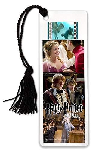 Harry Potter and the Goblet of Fire (S3) FilmCells Bookmark USBM531 Genuine Film Cell