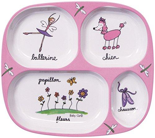 UPC 899543000062, Baby Cie Ballerina-Pink Tv Tray, Multicolor