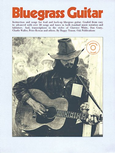 Bluegrass Guitar (Guitar Books) (Bluegrass Guitar Collection)