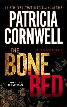 Book The Bone Bed by PATRICIA CORNWELL (2013-11-05)