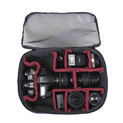 Crumpler The Flying Duck Camera Full Tasche für SLR schwarz dunkelblau