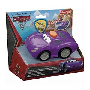 Fisher Price - Coche Cars 2 - Holley Shiftwell Light