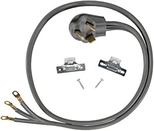 GE dryer 3-wire power cord
