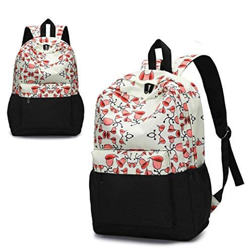 Schultasche Rucksack für Herren Damen Jungen Mädchen Y56 Sport ...