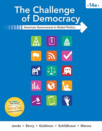Download the challenge of democracy american government in global download the challenge of democracy american government in global politics mindtap course list by kenneth janda pdf full epub online fandeluxe Gallery